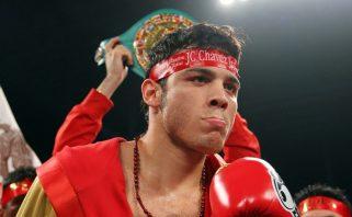 Julio Cesar Chavez Jr. suspended indefinitely for refusing December drug test
